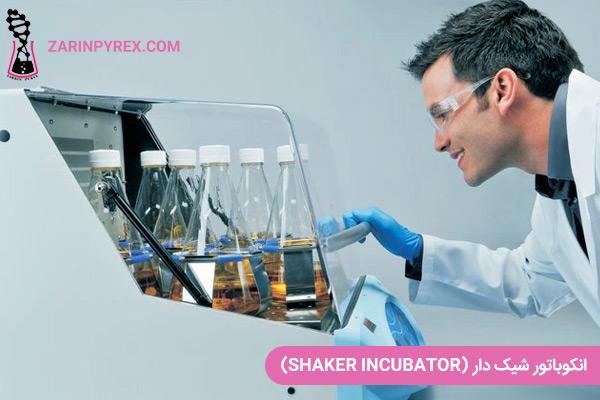 انکوباتور شیک دار (Shaker Incubator)
