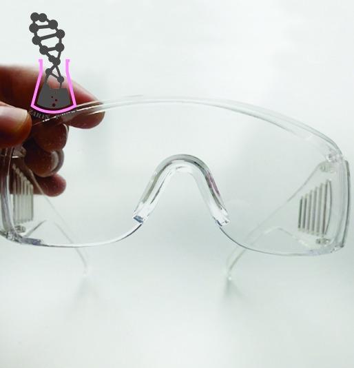 عینک محافظ مدل CRYSTAL